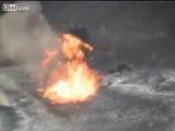 Извержение Вулкана 2012